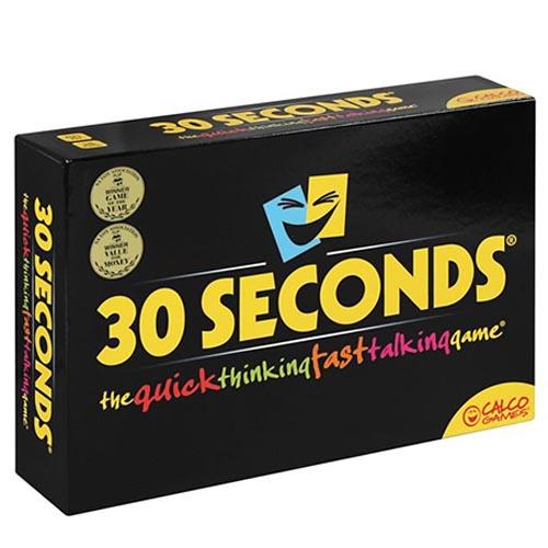 30 Seconds Herziene Editie Bordspellen Review