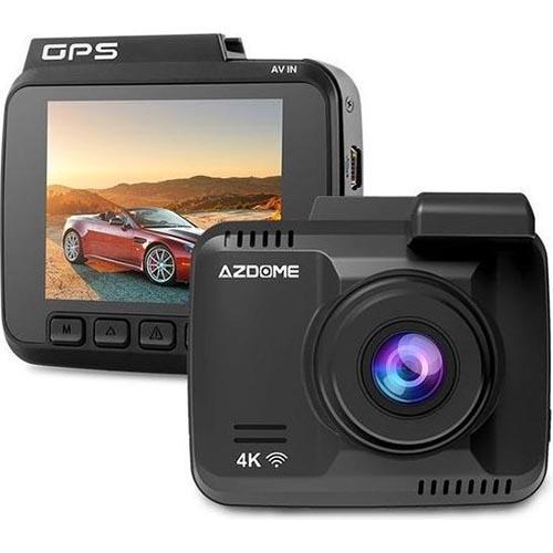 AZDome GS63H 4K Dashcam Review