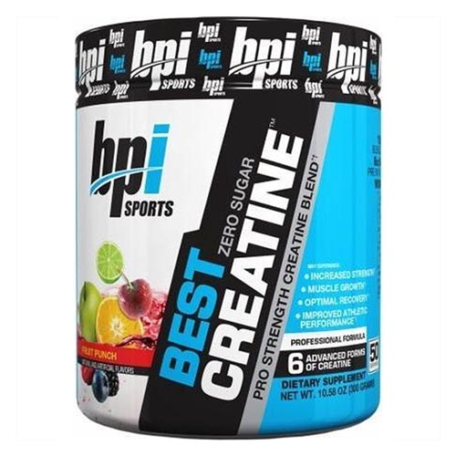 BPI Sports Beste Creatine Test