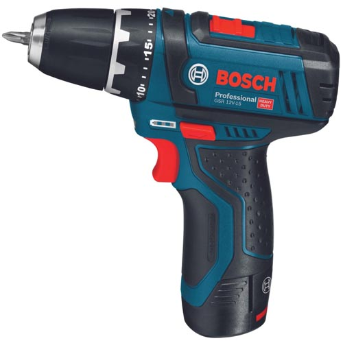 Bosch Professional GSR 12V-15 Accuboormachine Review