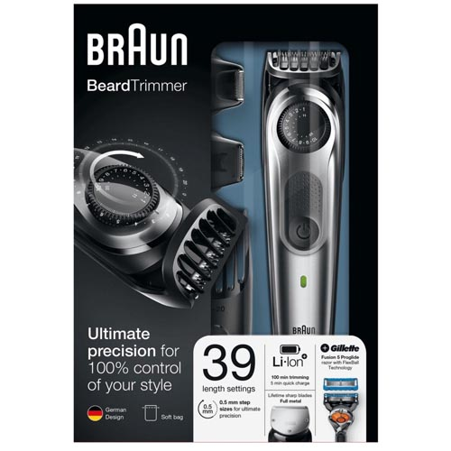 Braun Bt7020 Baardtrimmer Review