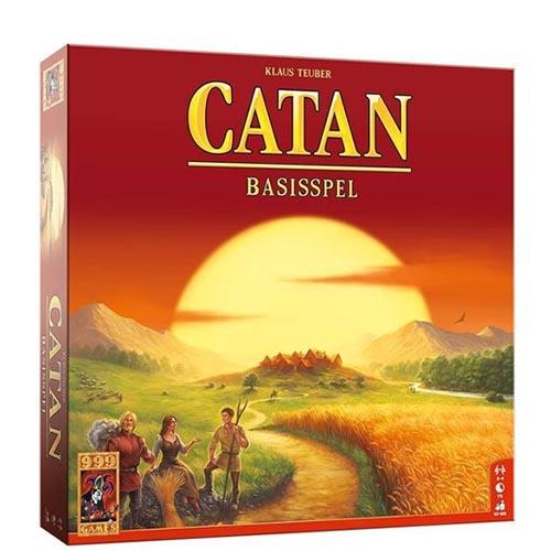 Catan Basisspel Bordspellen Review