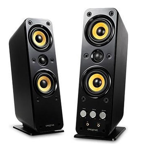 Creative GigaWorks Pc Speakers Review