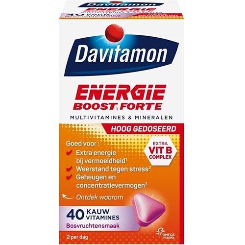 Davitamon Forte Vitamine B Complex Review