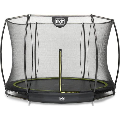 EXIT Silhouette Inground Trampoline Review
