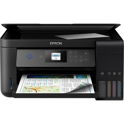 Epson EcoTank ET-2750 All In One Printer Review
