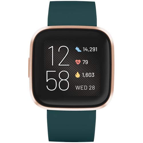 Fitbit Versa 2 Smartwatch Review