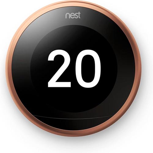 Google Nest Learning Thermostaat Review