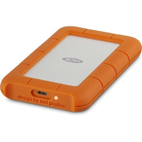 LaCie Rugged Mini Externe Harde Schijf Review