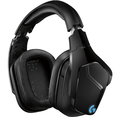 Logitech G935 Gaming Headset Review