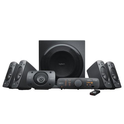 Logitech Z906 Pc Speakers Review