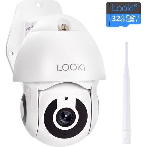 Looki 360PRO Full HD Draadloze Beveiligingscamera Review