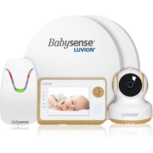 Luvion Essential Babysense Babyfoon Met Camera Review