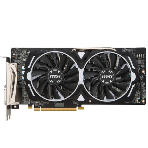 MSI AMD Radeon RX 580 Videokaart Review