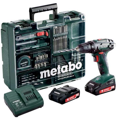 Metabo BS 18 Accuboormachine Review