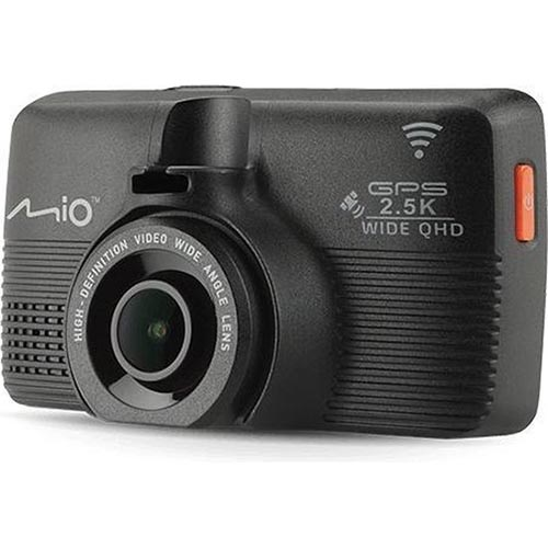 Mio MiVue 798 Full HD Dashcam Review