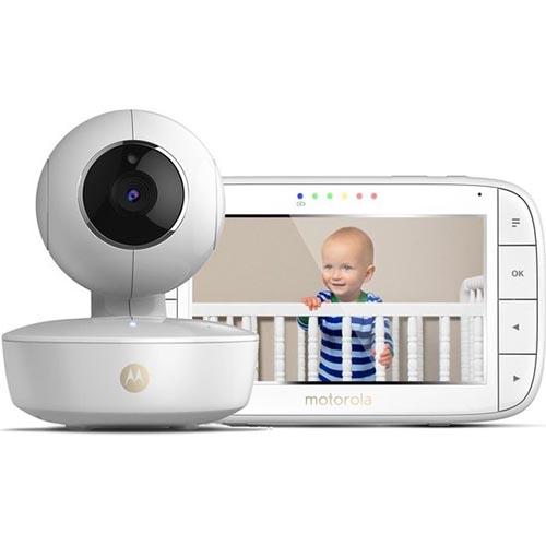 Motorola MBP-55 Babyfoon Met Camera Review