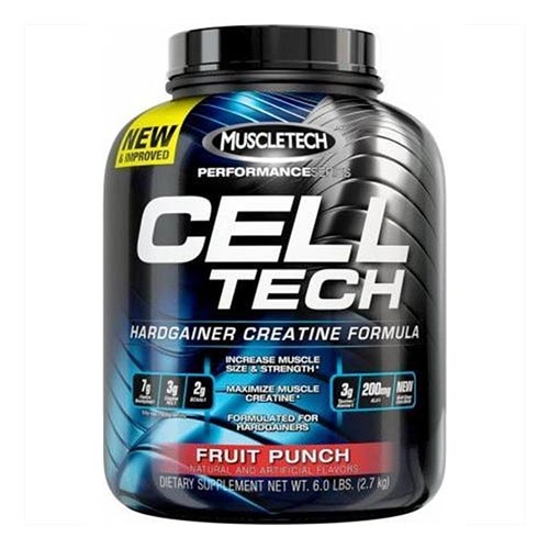Muscletech Beste Creatine Test