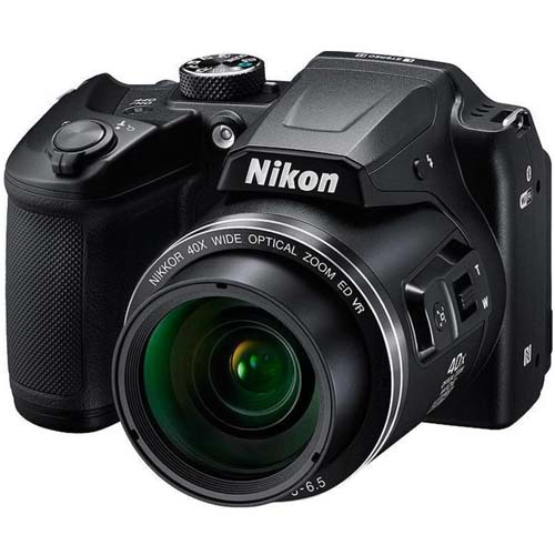 Nikon Coolpix B500 Compact Camera Review