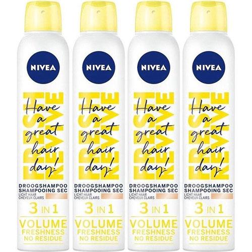 Nivea Fresh Revive Droogshampoo Review