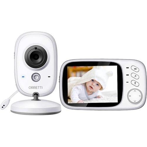 Orretti V8 Babyfoon Met Camera Review