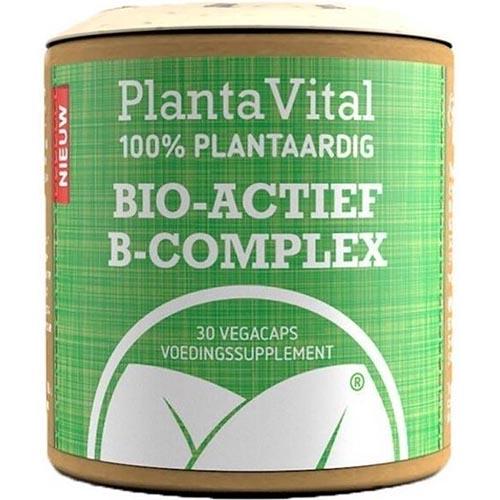 Plantavital Bioactief Vitamine B Complex Review