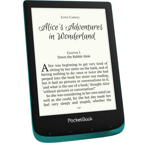 Pocketbook Touch Lux 4 Ereader Review