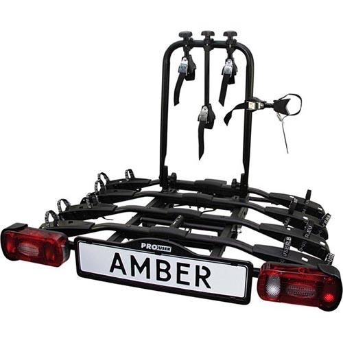 Pro-user Amber 4 fietsen Fietsendrager Review