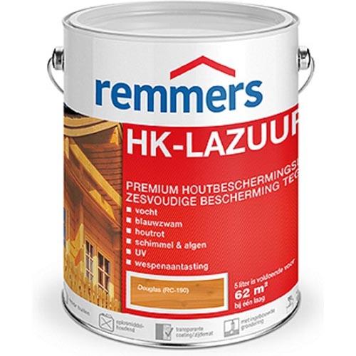 Remmers HK-lazuur Verf Voor Buiten Review
