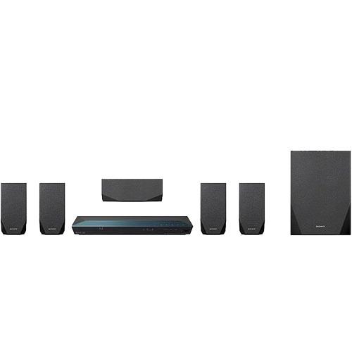Sony BDV-E2100 3D Home Cinema Set Review