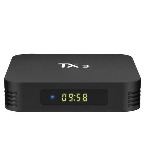 TX3 Mediaspeler Android Tv Box Review