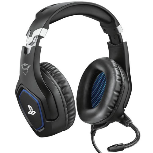 Trust GXT 488 Forze PS4 Official Licensed Gaming Headset Review