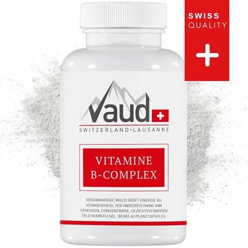 Vaud Vitamine B Complex Review