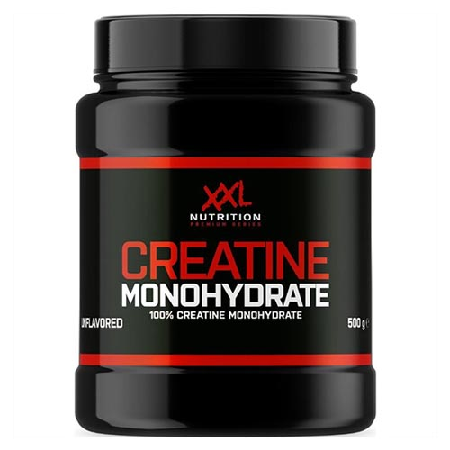 XXL Nutrition Creatine Review